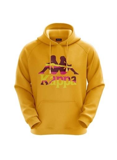 Kappa Sweatshirt Sarı